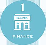 1 bank finance